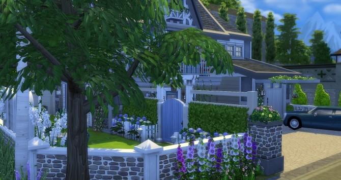 Sims 4 Stella house at Studio Sims Creation