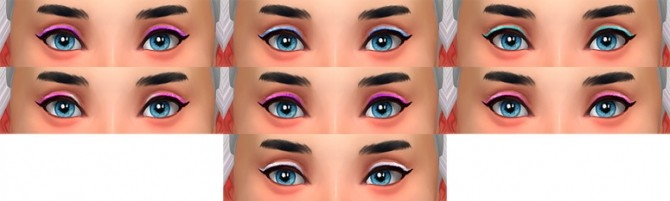 Holo's Makeup Minikit at Holosprite image 1231 670x201 Sims 4 Updates