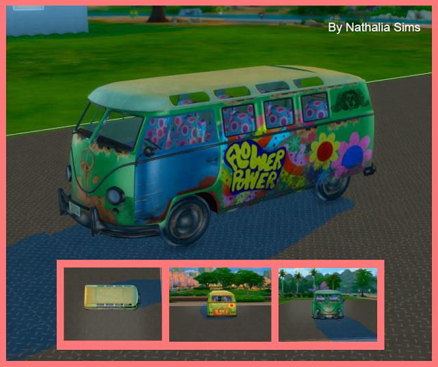 car » Sims 4 Updates » best TS4 CC downloads