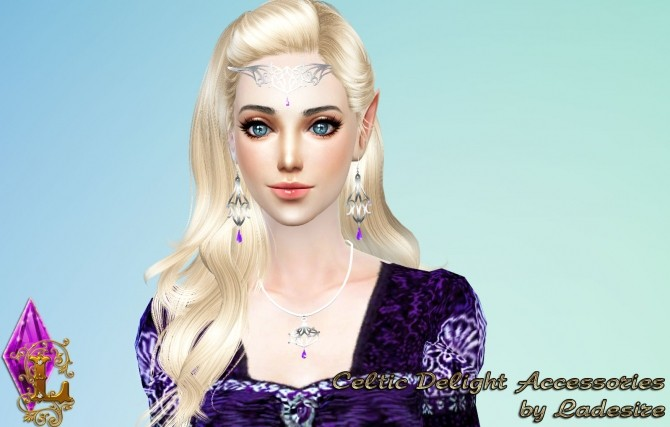 Sims 4 Celtic Delight Accessories at Ladesire