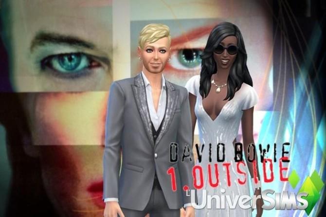 David & Iman Bowie by olideg at L'UniverSims image 1253 670x446 Sims 4 Updates