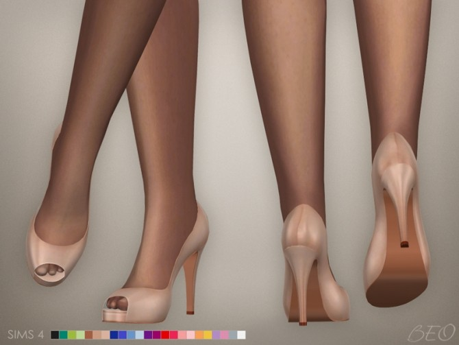 Anastasia shoes at BEO Creations image 12615 670x503 Sims 4 Updates