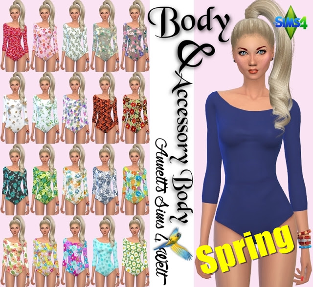 Body & Accessory Body Spring at Annett's Sims 4 Welt image 12813 Sims 4 Updates