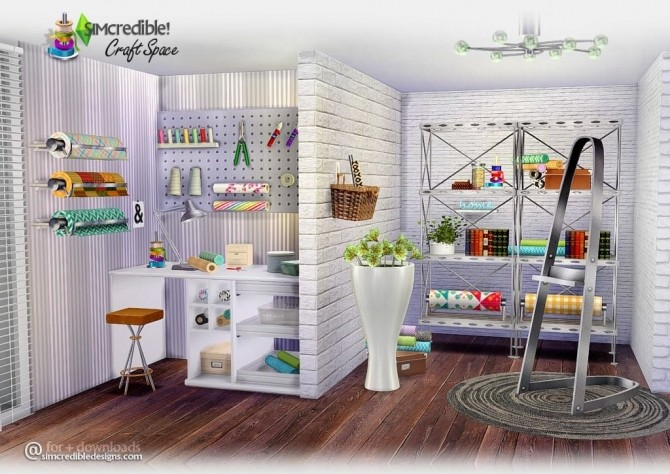 SIMcredible Designs 4 Sims 4 Updates best TS4 CC