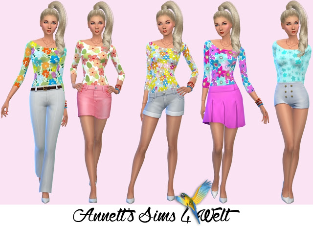 Body & Accessory Body Spring at Annett's Sims 4 Welt image 13118 Sims 4 Updates