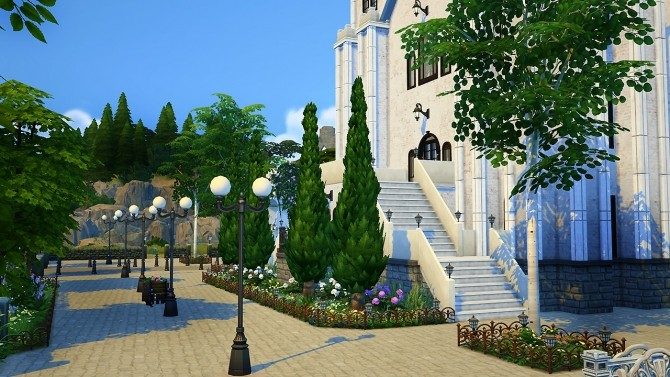 Saint Lama Cathedral at Fezet's Corporation image 13516 670x377 Sims 4 Updates