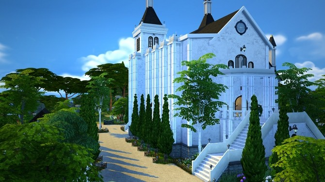 Saint Lama Cathedral at Fezet's Corporation image 13715 670x377 Sims 4 Updates
