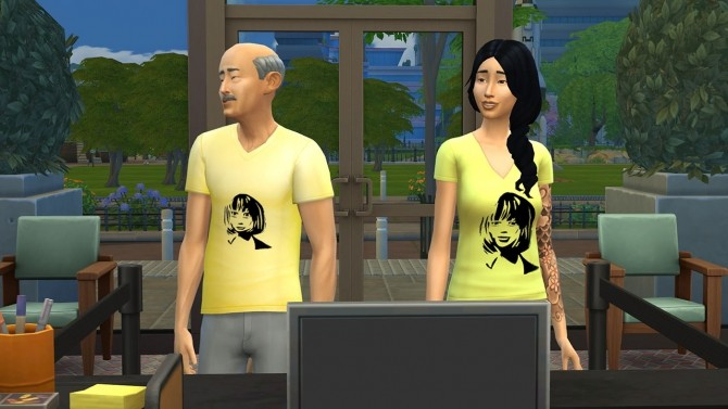 Camelorum Adventures T Shirts by BulldozerIvan at Mod The Sims image 13811 670x377 Sims 4 Updates