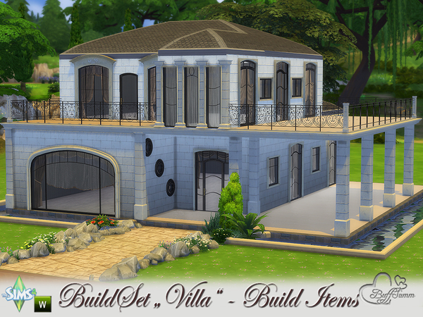 how to build a fence sims 4