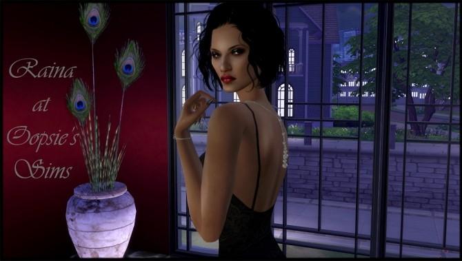 Sims 4 Raina at Oopsie's Sims