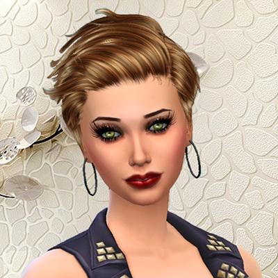 Sims 4 Eyelashes at Trudie55