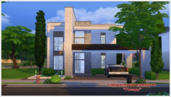 Ignas house at Sims by Mulena image 15712 670x381 Sims 4 Updates