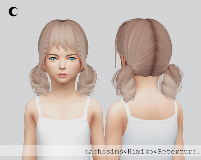 Himiko Child At Kalewa A 187 Sims 4 Updates