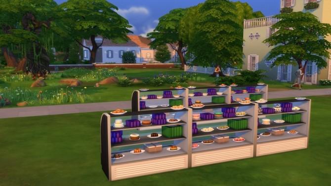 Sims 4 Supply for Bakery & More at Hafuhgas Sims Geschichten