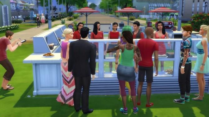 Café Minimalism only at Hafuhgas Sims Geschichten image 17581 670x377 Sims 4 Updates