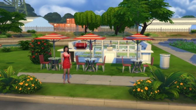 Café Minimalism only at Hafuhgas Sims Geschichten image 17610 670x377 Sims 4 Updates