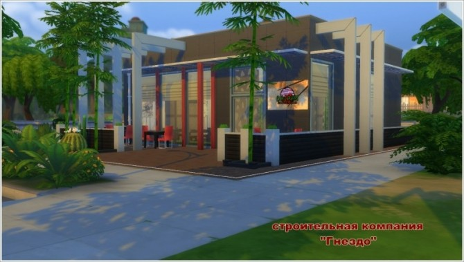 Wasabi Japanese restaurant at Sims by Mulena image 1764 670x379 Sims 4 Updates