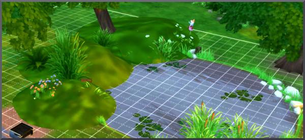 Sims 4 A hill by Christine1000 at Sims Marktplatz