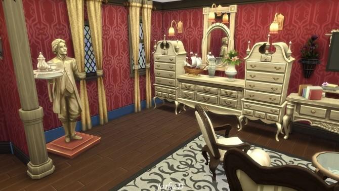 Mystery Victorian Villa At Jarkad Sims 4 Blog 187 Sims 4