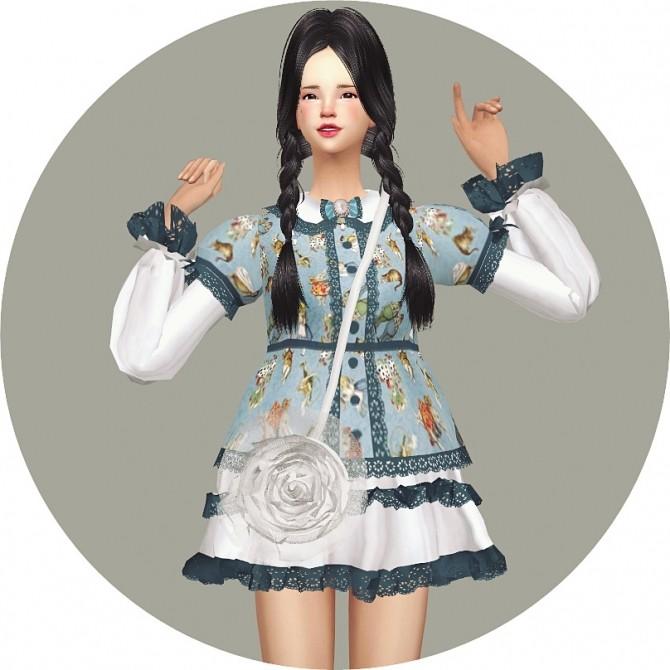 Rose Cross Bag at Marigold image 1893 670x670 Sims 4 Updates