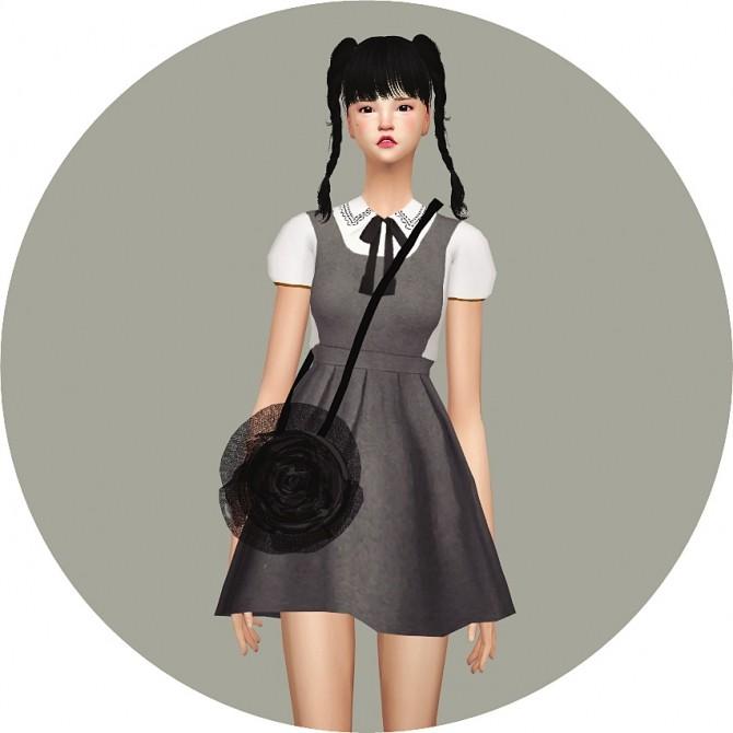 Rose Cross Bag at Marigold image 1903 670x670 Sims 4 Updates