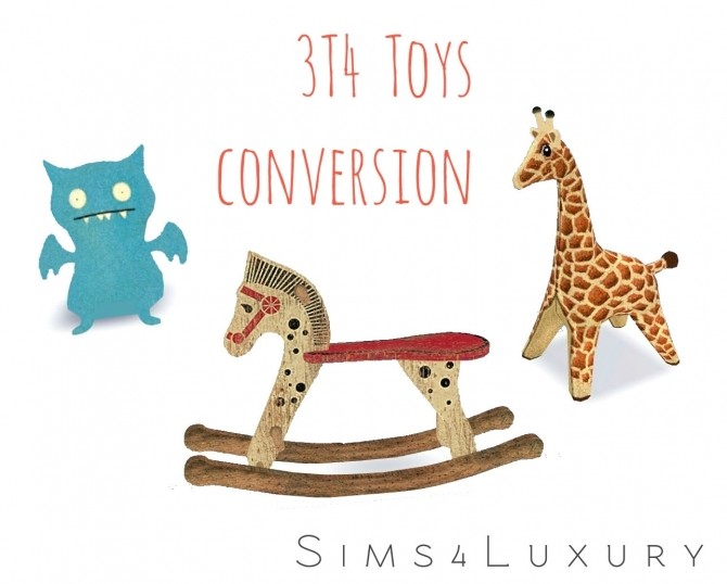 3T4 Toys conversion at Sims4 Luxury image 19114 670x538 Sims 4 Updates