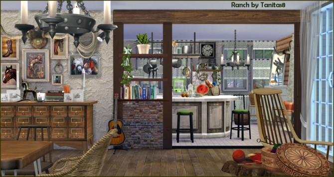 Ranch at Tanitas8 Sims image 194 670x355 Sims 4 Updates