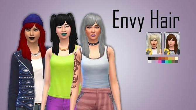 Envy Hair at Jool's Simming image 19611 670x376 Sims 4 Updates