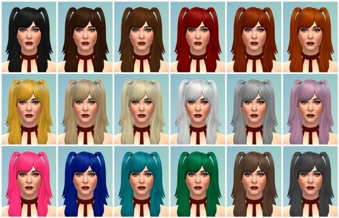 Sims 4 Envy Hair at Jool's Simming