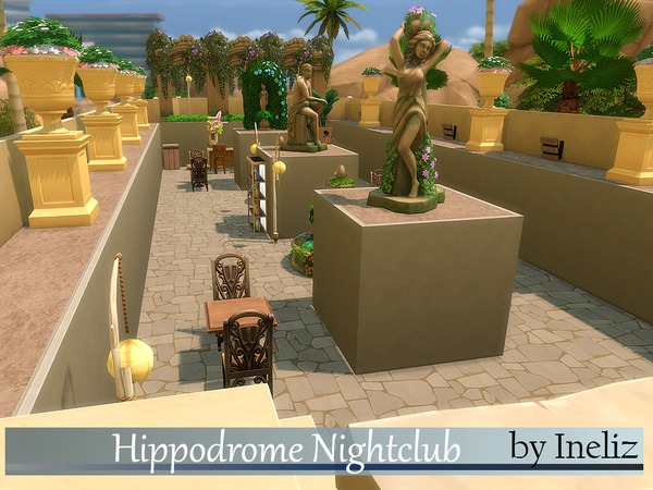 Hippodrome Nightclub by Ineliz at TSR image 21101 Sims 4 Updates
