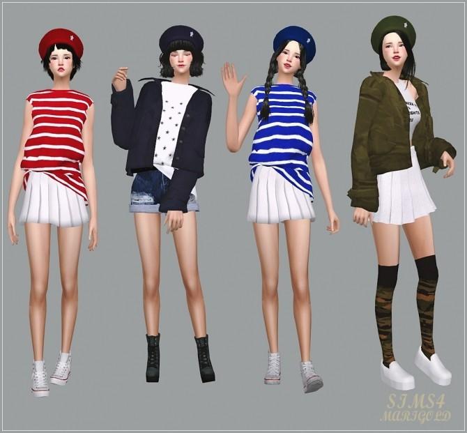 Star Beret at Marigold image 2132 670x621 Sims 4 Updates