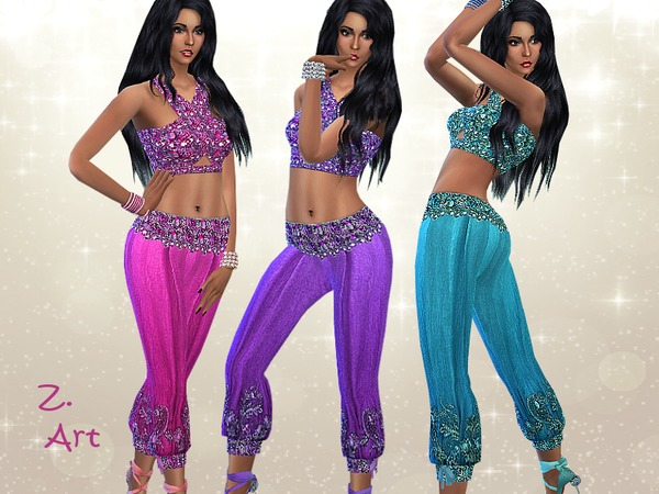 Bollylook II Set by Zuckerschnute20 at TSR image 2138 Sims 4 Updates