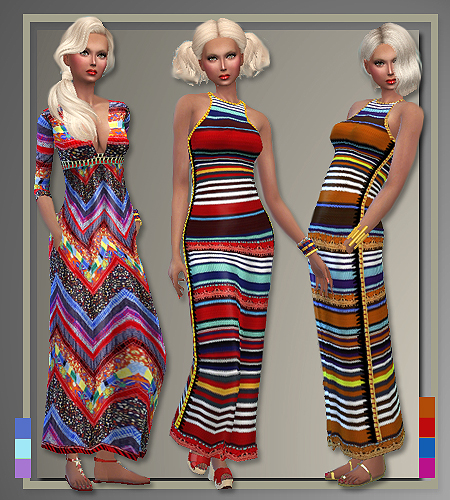 5 outfits T.H. Spring 2016 by Judie at All About Style image 2150 Sims 4 Updates