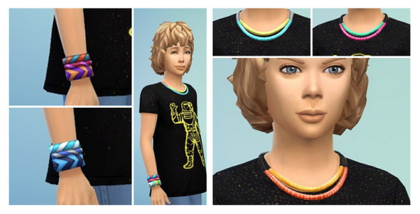 Sims 4 WristFriendship & Cord Two Ton for Kids at Birksches Sims Blog