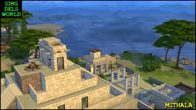 Sims 4 Mithala (Holy City) at SimsDelsWorld