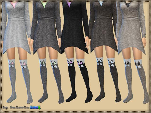 Sims 4 Set Muzzle at Bukovka
