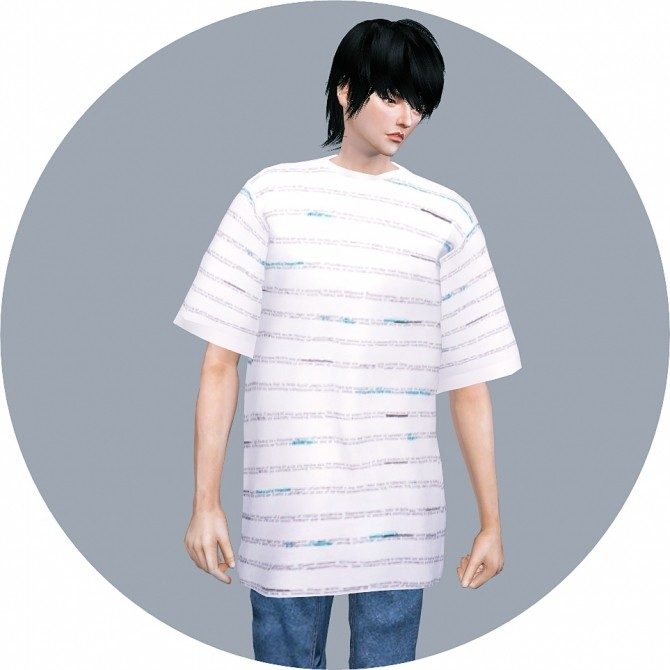 Male Boxy Tee at Marigold image 2232 670x670 Sims 4 Updates