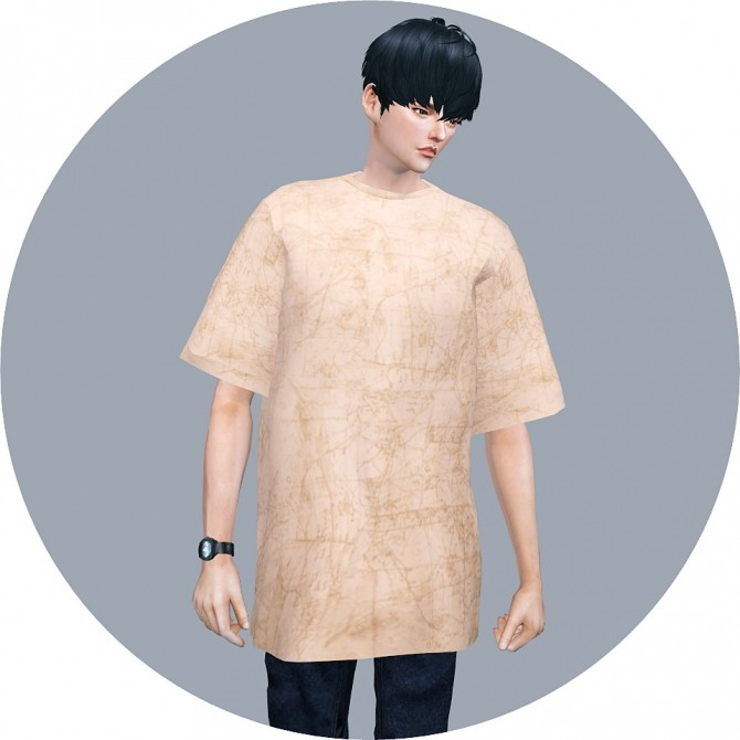 Male Boxy Tee at Marigold image 2253 670x670 Sims 4 Updates