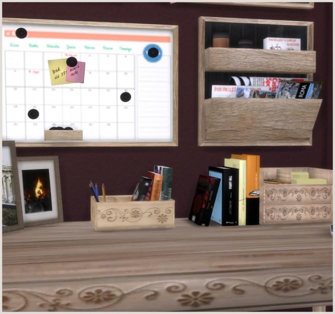 Ibiza Office by Mary Jiménez at pqSims4 image 2255 670x628 Sims 4 Updates