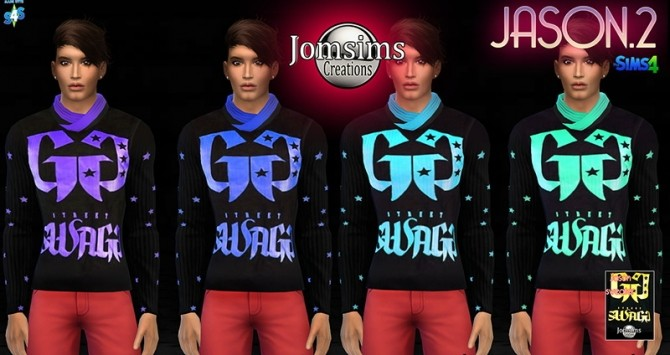 Clothing for men at Jomsims Creations image 2334 670x355 Sims 4 Updates