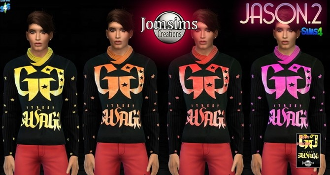 Clothing for men at Jomsims Creations image 2344 670x355 Sims 4 Updates