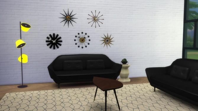 Sims 4 New Clocks (Vitra) at Meinkatz Creations