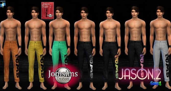 Clothing for men at Jomsims Creations image 2354 670x355 Sims 4 Updates
