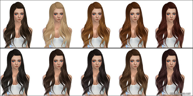 Skysims 157 Amy Hair at Simista image 2453 Sims 4 Updates