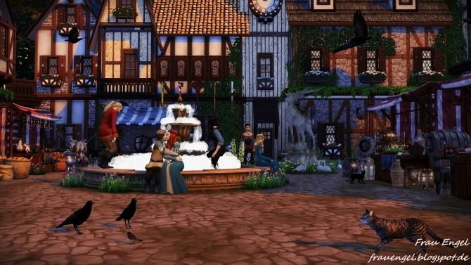 medieval bakery at frau engel  u00bb sims 4 updates