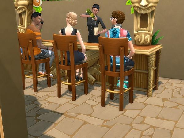 Hippodrome Nightclub by Ineliz at TSR image 2470 Sims 4 Updates