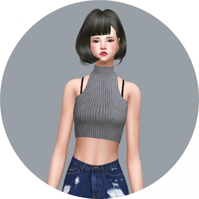 Idol Crop Top at Marigold image 2648 670x670 Sims 4 Updates