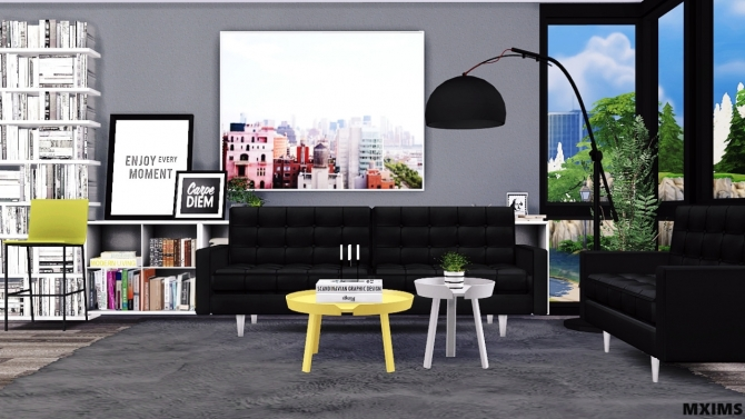 Living Room Conversions Pack At Mxims 187 Sims 4 Updates