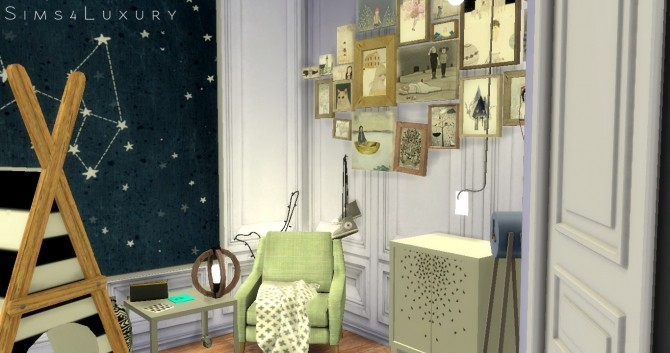 Boy Room at Sims4 Luxury image 2983 670x353 Sims 4 Updates