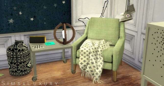 Sims 4 Boy Room at Sims4 Luxury